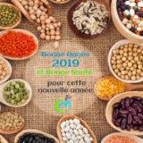 Bonne année 2019 ! avec Cécile Michaud diététicienne nutritionniste à l'Espace Santé Bel Air